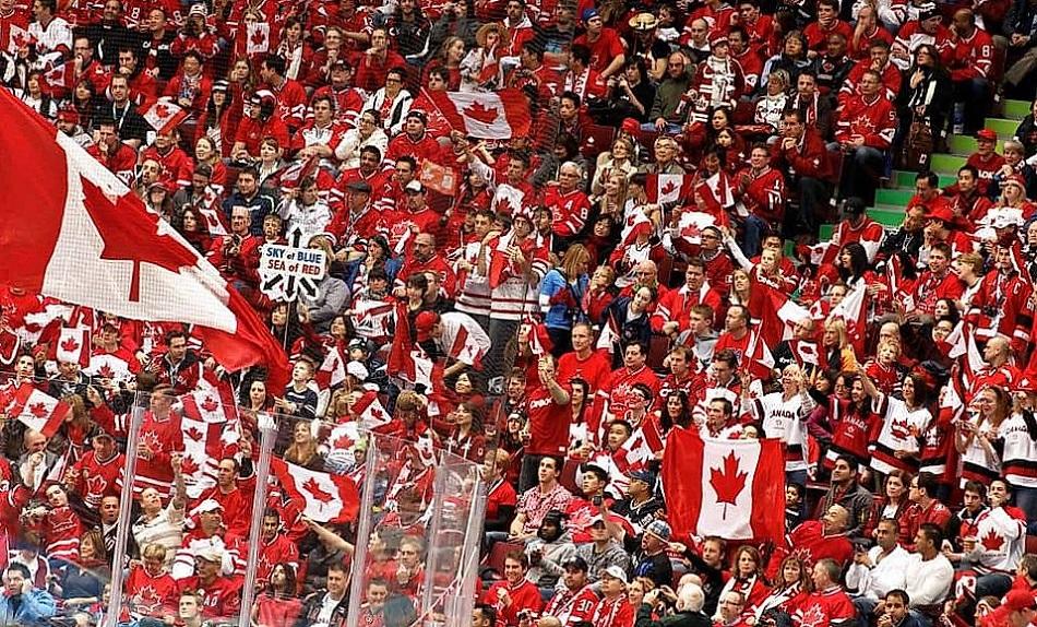 canadian hockey game